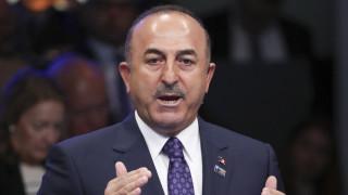Τσαβούσογλου: Προτεραιότητα της Τουρκίας οι μεταρρυθμίσεις που συνδέονται με την ενταξιακή πορεία