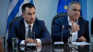 Με αιχμή τον «Κλεισθένη» αναλαμβάνει το υπουργείο Εσωτερικών ο Αλέξης Χαρίτσης