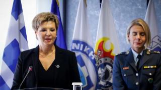 Γεροβασίλη: Κοινωνικό αγαθό και λαϊκό δικαίωμα η ασφάλεια και η προστασία των πολιτών