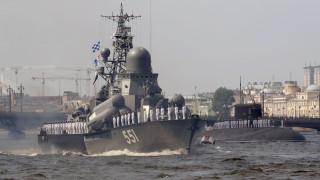 Ρωσικά ναυτικά γυμνάσια στη Μεσόγειο τον Σεπτέμβριο