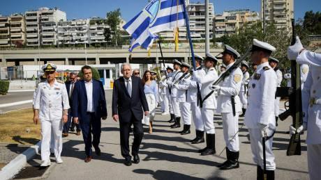 Αλλαγή φρουράς στο υπουργείο Ναυτιλίας: Τα μηνύματα Κουρουμπλή και Κουβέλη