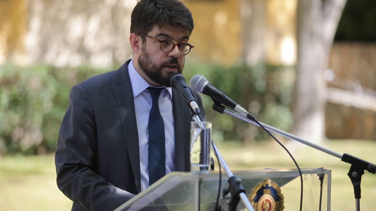 Αποσύρει το νομοσχέδιο για την τριχοτόμηση του Πρωτοδικείου Αθηνών ο Καλογήρου