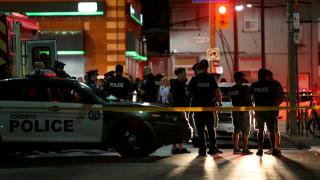 Πυροβολισμοί στο Τορόντο