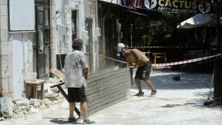 Ευρωπαϊκή ενίσχυση για την αποκατάσταση ζημιών από τον σεισμό στην Κω