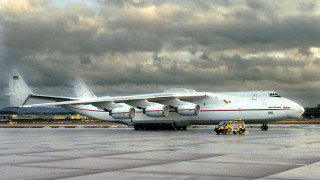 Στο «Ελ.Βενιζέλος» το μεγαλύτερο αεροπλάνο του κόσμου