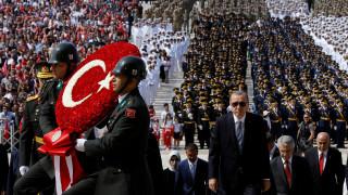 Τ. Ερντογάν: Από την Κύπρο ως το Αιγαίο ενισχύουμε την παρουσία μας