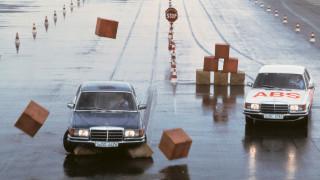 Αυτοκίνητο: Πριν πόσα χρόνια λέτε ότι εμφανίστηκε το ABS;