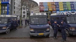 Επίθεση με μαχαίρι στο Άμστερνταμ, αναφορές για τραυματίες