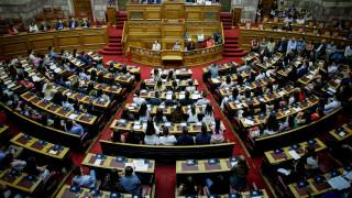 «Τελειώσατε κ. Τσίπρα»: Σκληρή κριτική της αντιπολίτευσης στην ομιλία του πρωθυπουργού