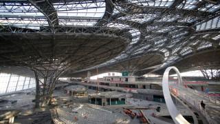 Κίνα: Το νέο φουτουριστικό αεροδρόμιο του Πεκίνου