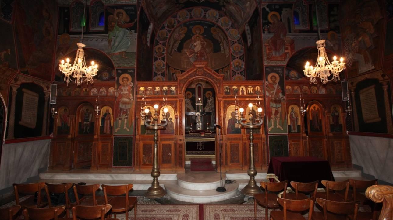 Έκλεψαν 2.000 ευρώ από εκκλησία στις Σέρρες