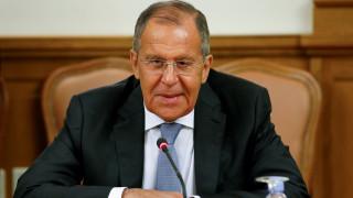 Λαβρόφ: Τα ρωσικά γυμνάσια στη Μεσόγειο ανταποκρίνονται στους διεθνείς κανόνες