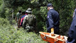 Διάσωση πεζοπόρων στα ελληνοαλβανικά σύνορα