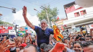 Λουίς Ινάσιο Λούλα ντα Σίλβα, ο πρωταγωνιστής «φάντασμα» της προεκλογικής εκστρατείας στη Βραζιλία