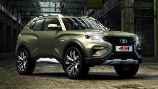 Αυτοκίνητο: Το 4x4 Vision Concept μπορεί να είναι το νέο Lada Niva