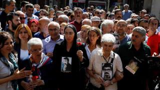 Κωνσταντινούπολη: «Στοπ» από την τουρκική αστυνομία στις «Μητέρες του Σαββάτου»