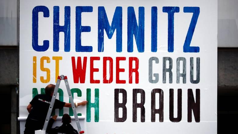 Κέμνιτς: Πώς ο θάνατος ενός Γερμανού οδήγησε μια πόλη «στα άκρα»