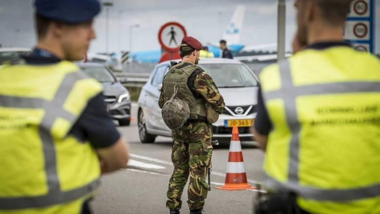 Τρομοκρατική χαρακτηρίζουν οι αρχές την επίθεση στο Άμστερνταμ