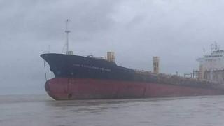 Πλοίο «φάντασμα» επανεμφανίστηκε εννιά χρόνια μετά