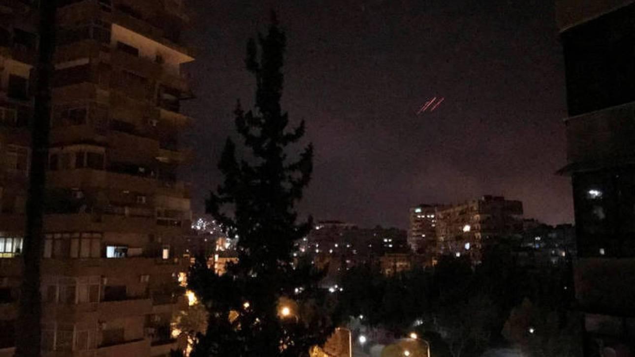 Συρία: Εκρήξεις κοντά σε αεροπορική βάση στα προάστια της Δαμασκού