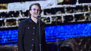 Έχασε τη φωνή του ο Μπόνο, ακυρώθηκε η συναυλία των U2 στο Βερολίνο