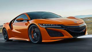 Αυτοκίνητο: Η Honda αναβαθμίζει το NSX, το υβριδικό super car της