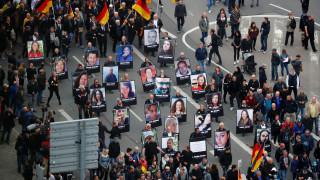 Γερμανία: Εννέα τραυματίες σε συγκρούσεις ανάμεσα σε ακροδεξιούς και αντιφασίστες
