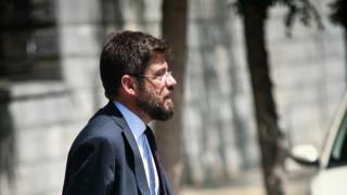 Στις φυλακές Κορυδαλλού ο νέος υπουργός Δικαιοσύνης