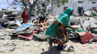 Σομαλία: Τουλάχιστον έξι νεκροί σε επίθεση αυτοκτονίας