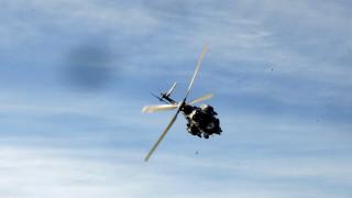 Επιχείρηση αερομεταφοράς ορειβάτισσας από τον Όλυμπο