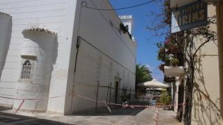 Σεισμός Καρδίτσα: Σημαντικές ζημιές σε μνημεία και σπίτια στο Δήμο Αργιθέας