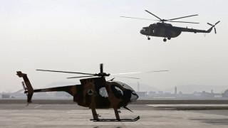 Αφγανιστάν: Συντριβή μεταγωγικού στρατιωτικού ελικοπτέρου με 12 νεκρούς