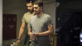 Στην Εισαγγελία Εφετών ο Αριστείδης Φλώρος - Ολοκληρώνεται η διαδικασία επιστροφής του στη φυλακή