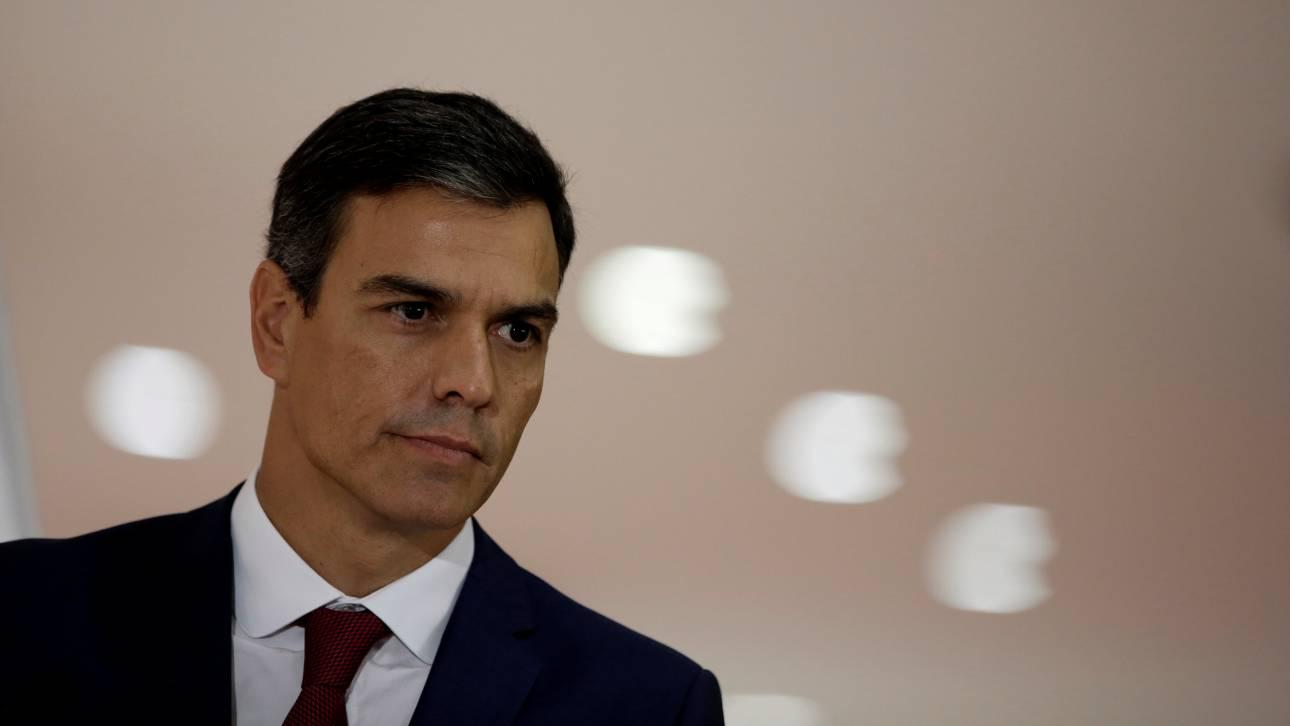 Δημοψήφισμα για μεγαλύτερη αυτονομία υπόσχεται στους Καταλανούς ο Σάντσεθ