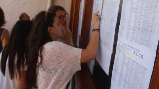 Πανελλαδικές: Οι αλλαγές που αφορούν την εισαγωγή στην τριτοβάθμια