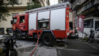 Πυρκαγιά σε διαμέρισμα στου Ζωγράφου