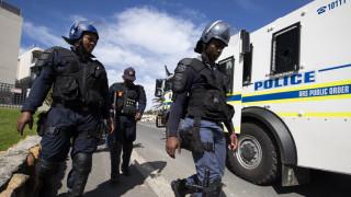 Τουλάχιστον οκτώ νεκροί από έκρηξη σε μονάδα παραγωγής πυρομαχικών στο Κέιπ Τάουν