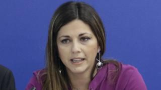 ΝΔ: Ας δώσει εντολή ο κ. Τσίπρας να έρθουν να συλλάβουν τη Σοφία Ζαχαράκη