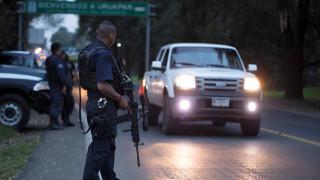 Μεξικό: Τέσσερις αστυνομικοί σκοτώθηκαν σε ενέδρα στη Γουαδαλαχάρα