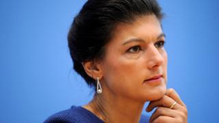 «Σήκω»: Το νέο, αριστερό, αντιμεταναστευτικό κίνημα διχάζει τη γερμανική Αριστερά