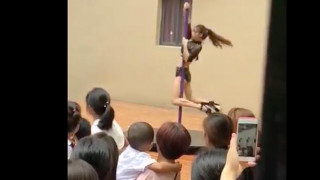 Διευθύντρια βρεφονηπιακού σταθμού προσέλαβε χορεύτρια pole dancing για τη σχολική γιορτή