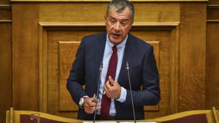 Θεοδωράκης: Ο νόμος Παρασκευόπουλου βοηθάει τους πλούσιους κρατούμενους