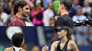 «Βόμβες» στο US Open: Εκτός Φέντερερ και Σαράποβα