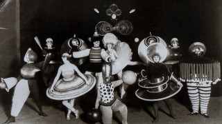Oskar Schlemmer: υπόκλιση στο Bauhaus σύμπαν του επαναστάτη των τεχνών
