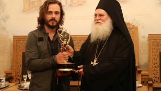Τζόναθαν Τζάκσον: με ένα Emmy επιστρέφει στο Άγιο Όρος για την Ορθοδοξία