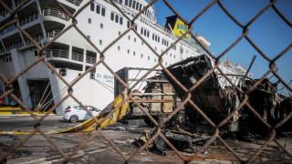 Σε ναυπηγείο του Περάματος για επισκευές το «Ελευθέριος Βενιζέλος»