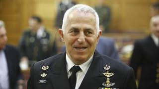Παραμένει Αρχηγός ΓΕΕΘΑ ο ναύαρχος Ευάγγελος Αποστολάκης
