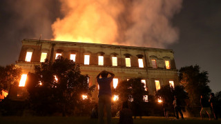 Κρανίο που ίσως ανήκει στην «πρώτη Βραζιλιάνα» βρέθηκε στα αποκαΐδια του Εθνικού Μουσείου