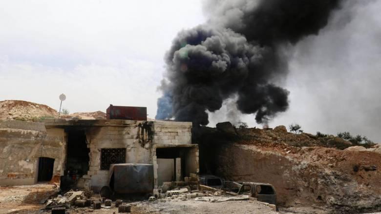 Το Ισραήλ έχει πραγματοποιήσει 202 «χτυπήματα» στη Συρία μέσα σε 18 μήνες