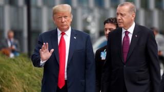 Ερντογάν: Δεν ικανοποιούμε «παράνομες» αξιώσεις στην υπόθεση του πάστορα Μπράνσον